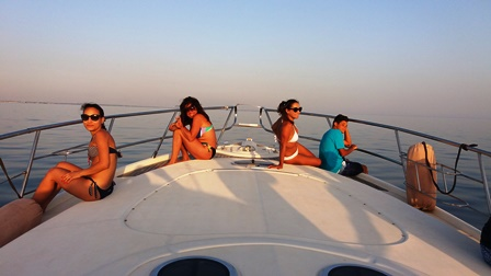 Meravigliosa Crociera in barca a Gallipoli