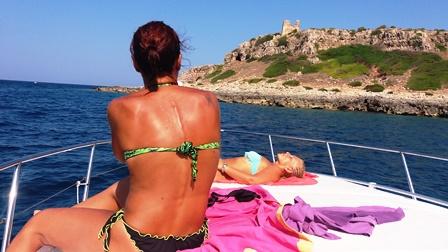 Minicrociera da Porto Cesareo a Porto Selvaggio e Torre Castiglione
