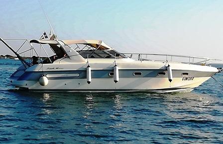 Noleggio Barca Porto Selvaggio con Escursione