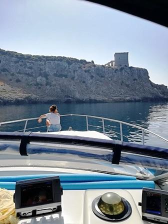 Noleggio Barca Yacht Porto Selvaggio escursioni