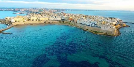 Noleggio Barca con Escursione a Gallipoli
