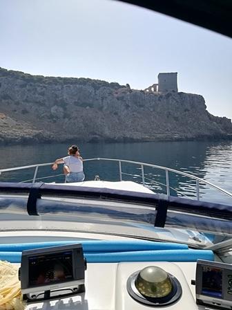 Noleggio Escursione in Barca Porto Selvaggio più Torre Castiglione