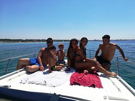 Noleggio Escursioni in Barca Torre Lapillo