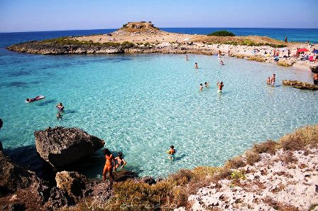 Snorkeling Colonne Romane Porto Cesareo 1
